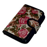 FLORAL PILL WALLET