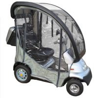 BREEZE S4 HD WITH CANOPY AND SIDES