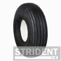 300 X 4 RIBBED  PNE BLK