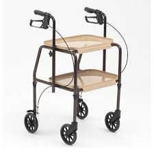 HANDY TROLLY WITH BRAKES